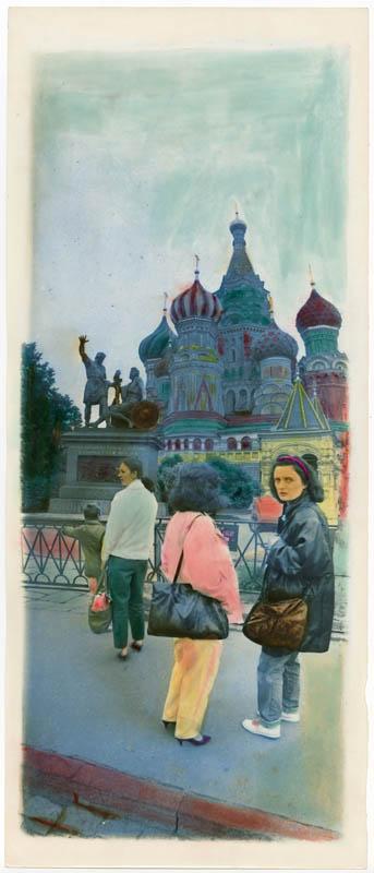 Москва. Пам'ятки
